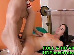 Crush on her step brother turned into sex - WWW.HDPunishTube.com