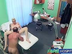 FakeHospital Busty tattooed patient fucked