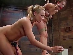 1fuckdatecom Charlotte vale bound gagged and