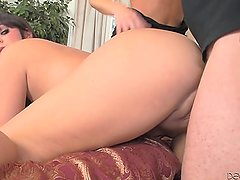 India Summer, Alison Tyler Sharing One Cock