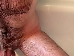 Tattoo Hairy Sleaze Husband and Neighbor Piss. I get carried away.