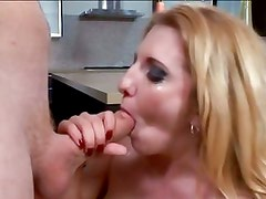 Even hottie Vivian West likes a little butt action when she takes it up the rear