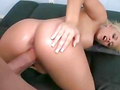Alexis Monroe gets her juicy moist pussy pummelled