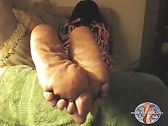 BIG & Thick Size 12W Mature Ebony Soles