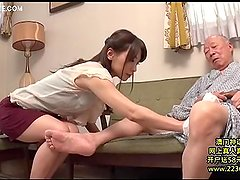 wife take care father in law 09