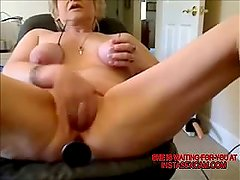 Amazing woman on the webcam