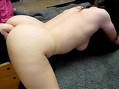 She Masturbates In Doggystyle With Sextoy