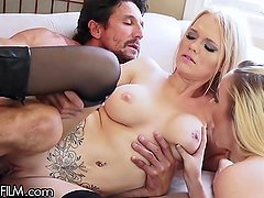 Trash Talking Wife and Mistress Catfight