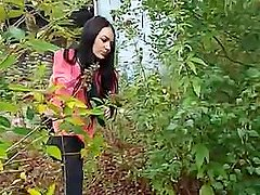 Giantess Walk In The Woods (Unaware Cath)