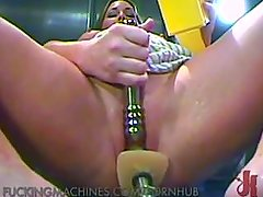 Squirter machine