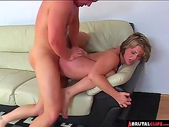 BrutalClips  Rough Fuck For Wild Slut