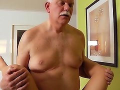 My Sexy Step Sister Fucked Old Grandpa