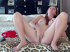 sexy woman start strip and roleplay