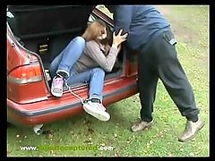 SexyGirlKidnapped&Cuffed
