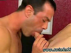 Gay winks porn first time Teacher Mike Manchester is working late, but