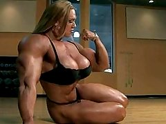 fbb muscles on the floor (morphs)