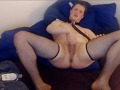 Master's cute and kinky sissy cam slave