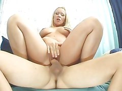 One creamy pussy ending for Austin Taylor