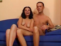 Amateur couple show how they love to fuck