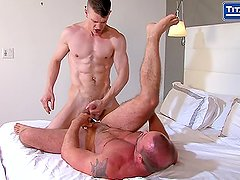 David Anthony Luke Adams Dad-Son Fuckfest