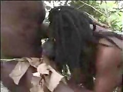 RealAafrican Amateur Fuck On The Tree