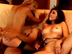 The hotties Chanel Chavez and Kat Take it to the Limit!