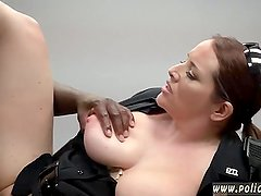 Amateur milf cum in mouth and a cop gets