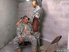 Gay sex urinal  and military old man