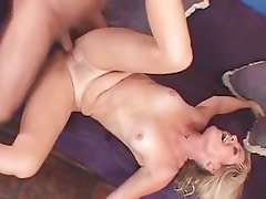 Mrs wolf gets fucked by another dude as husband watches
