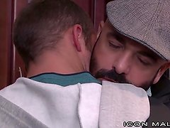 IconMale Step-Daddy Cheats With Step-Son