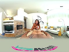 VRHush - Abella Danger Gets a Nice Birthday Surprise