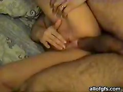 Amateur Video Of A Very Hot Anal Pounding