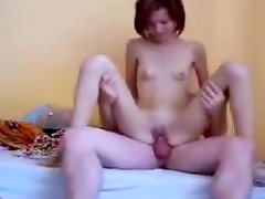 Amateur Babe Has Some Hardcore Pounding
