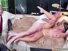 Mature old skinny anal Ivy impresses with