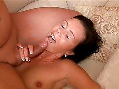 German amateur slut opens all her holes