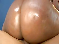 Giant Black Ass - Nina coxx