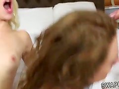 companion's step daughter squirt hot dad