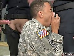 Gay blowjob and cum swallowing Stolen Valor