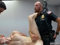 Gay cops wet naked Two daddies are finer