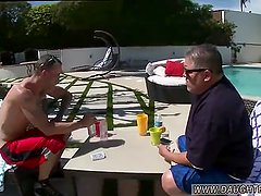 Brunette teen boss's step daughter and