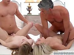 Teen curves creampie Nothing happens in the