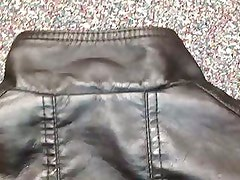 Black Forever 21 Teen Leather Jacket 2