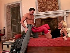 Hot Legs And Feet - Scene 5 - DDF Productions