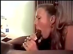 White MILF wives in all night BBC gangbang