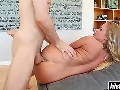 Britney Young gets fucked by her lover