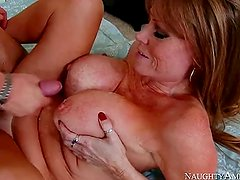 Mature MILF Darla Crane Gorgeous Step Mom loves hard dicks