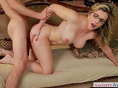 Step Mom Cory Chase While Dad Away