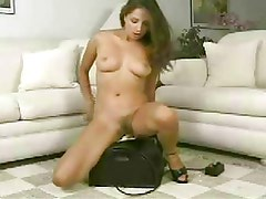 Regina Hall on Sybian