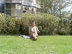 French MILF Public Nudity-Part 5
