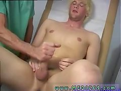 Gay doctor playing with dick movie He joked